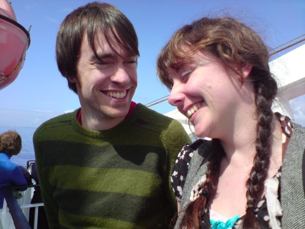 Andrew and Laura Tiree